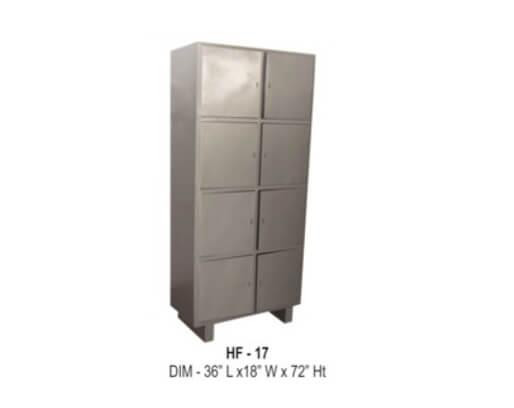 Stainless steel Storage Furniture